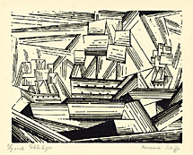 German Expressionism, Germany, Modernism, Bauhaus, Ships, Sea
